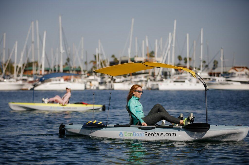 Eco Boat Rentals Kayak