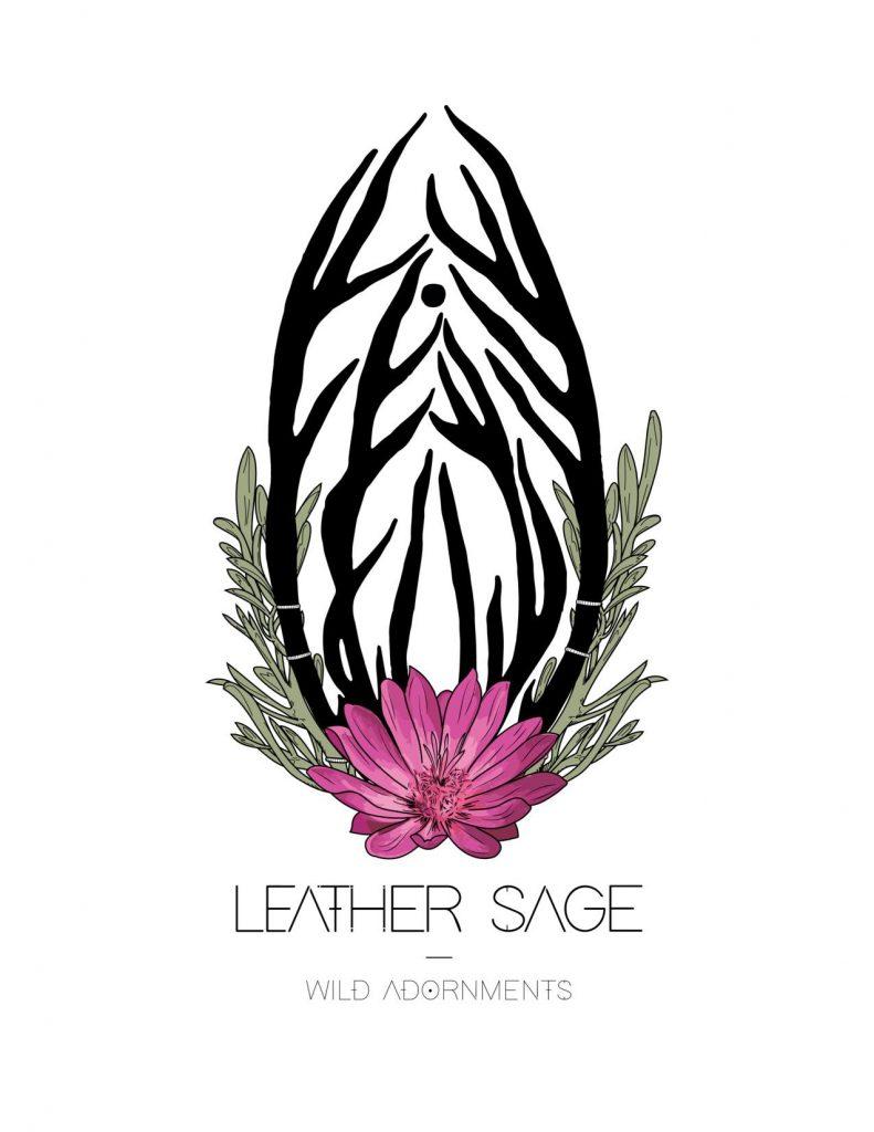 Leather Sage logo