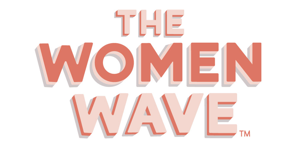 The Women Wave Logo